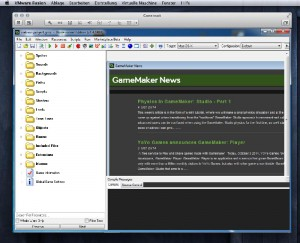 GameMaker on OSX