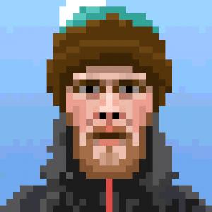 Pixel Portrait @helloanselm